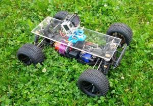 GO Pro Race Car