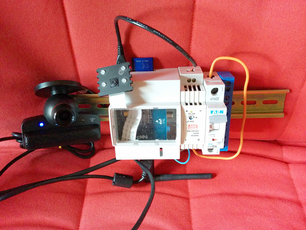 Raspberry PI Cams